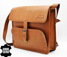 Men's Leather Shoulder Bag Messenger Bag Rucksack Sling Bag LondonWear