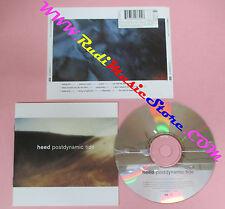 CD HEED Postdynamic Tide 1999 Europe EMI 7243 5 20379 2 6 no lp mc dvd (CS63)