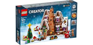 Lego Creator Expert - 10267 - Maison en pain d'épice / Gingerbread House - Neuf