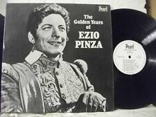 GEMM 162/3 The Golden Years of EZIO PINZA VERDI MOZART GOUNOD PEARL MONO 2LP UK