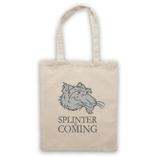 SPLINTER IS COMING UNOFFICIAL GAME OF THRONES PARODY TOTE BAG LIFE SHOPPER
