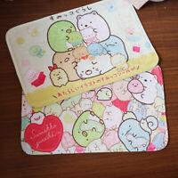 Sumikko Gurashi Door Mats Floor Mat kid seat pad slip Mat bed cute rugs rug new