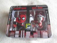 2014 San Diego Comic-Con NECA Scalers:  Spider-Man & Iron Man NIP