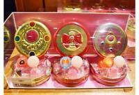 New Sailor Moon × Universal Studios Japan Limited Candy 3 set  F/S