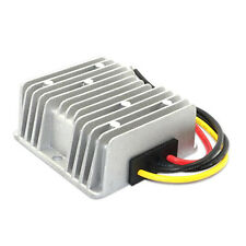12V to 48V 4A boost converter DC-DC booster for car audio video waterproof