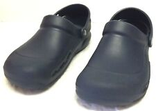 Crocs Bistro Mens Navy Blue Casual Waterproof Shoes Mens Size 7-Womens Size 9