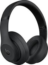 Apple Beats Studio3 Wireless Matte Black Over Ear Headphones MQ562LL/A Free Ship