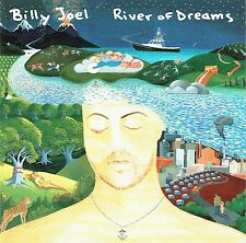 (CD) Billy Joel - River Of Dreams - All About Soul, No Man's Land - Album (1993)