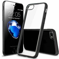 iPhone 7/7 Plus Case Grip Protection Anti-Slip [Shockproof Bumper] Anti-Scratch