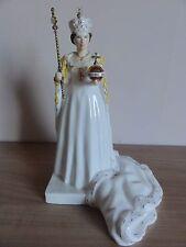Coalport Figurine - Diamond Jubilee HM Queen Elizabeth II