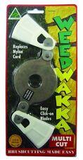 WeedWakka Multicut Brushcutter attachment