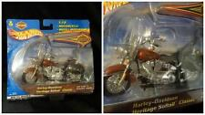 Hot Wheels Harley Davidson -  Heritage Softail Classic – 88424 – Scala 1:18