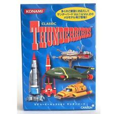 Konami Thunderbirds Classic Toys Complete Set of 12 - Free Shipping