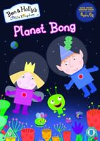 Ben and Holly's Little Kingdom: Planet Bong DVD *NEW & SEALED*