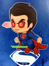 DC x Hot Toys Justice League Cosbaby SUPERMAN [ In Stock ]