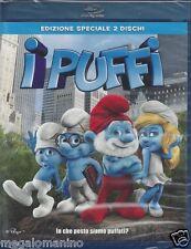 2 Blu-ray **I PUFFI** Edizione Speciale 2 dischi nuovo sigillato 2011