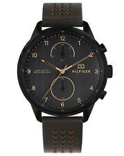 New Tommy hilfiger Chase Casual Men's Watch 1791580 Analogue Multifunction Steel