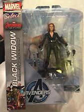 "Marvel Diamond Select Black Widow Avengers Age of Ultron 6.25"" Figure BRAND NEW"