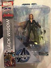 "Marvel Diamond Select Black Widow Avengers Age of Ultron 6.25"" Figure BRAND NEW"