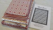 """BELLA TERRA Quilt Kit Bella Provence Collection By The Quilted Button 57x68"""""""