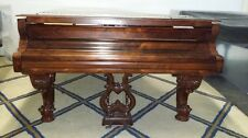 "Magnificent Antique Steinway Fancy ""D"" Grand Piano #5533"