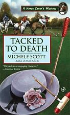 Tacked to Death (Horse Lover's Mysteries, Book 3)-ExLibrary