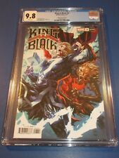 King in Black #3 Awesome Lashley  Variant CGC 9.8 NM/M Gorgeous Gem Wow