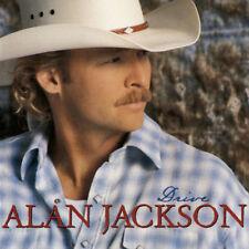ALAN JACKSON - DRIVE - CD SIGILLATO 2002