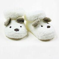 Cute Newborn Baby Boy Girls Socks Infant Cute Bear Crib Warm Shoes Socks  NT