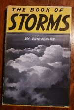 The Book of Storms by Eric Sloane  1956