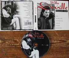 CD ALBUM DIGIPACK WILLY DEVILLE 1996 BEST OF NEAR MINT