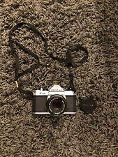 Pentax K1000 35mm SLR Film Camera with SMC Pentax-M 1:2 50mm lens EXCELLENT