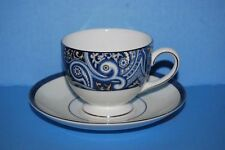 Wedgewood EMPRESS Lot of 2 Tea Cup & Saucer Made in England Bone China