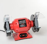 """6"""" Bench Grinder Electric Sharpening Grinding Wheel Stone NEW FREE SHIPPING!"""