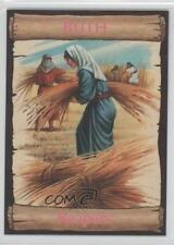 1989 re-Ed Bible Cards Ruth #8 Reapers Non-Sports Card 0q3