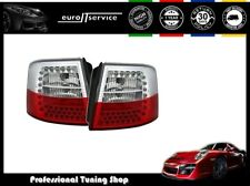 SET FEUX ARRIERE ENSEMBLE LED VT364 AUDI A6 C5 AVANT BREAK 1997-2005 ROUGE BLANC