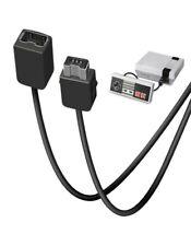 Cable d'Extension Rallonge 2.80m pour manette Nintendo Wii / NES Mini Classic /