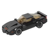 MOC-52083 KITT - Knight Rider (+KARR) Building Blocks DIY Educational Toy Gift