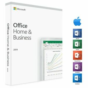 Microsoft Office Home and Business 2019 for MAC