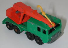 Matchbox Lesney No. 30 8 Wheel Crane  oc9599