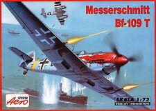 Messerschmitt Bf-109 T trägerjager (Luftwaffe in Norvegia MKGS) 1/72 AEROPLAST