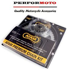 AFAM 428 Pitch Chain And Sprocket Kit Honda CBR125R B-F 11-15