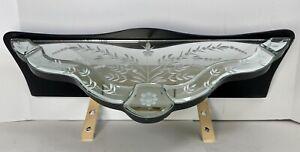 """Beveled Venetian Mirror Wall Bracket Shelf 17.5"""" x 5.75"""" Deep x 6.25"""" High"""