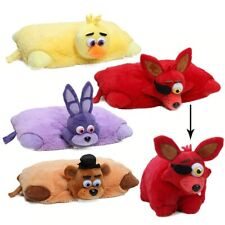 Five Nights at Freddy's Plush Pillow Cushion Toys Stuffed Nightmare Foxy Mangle