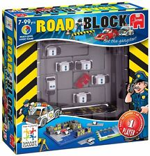 NEW* ROAD BLOCK ROADBLOCK - 60 Challenges - Logic & Strategy Game by Smart Games