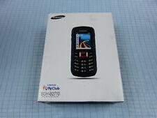 Samsung Xcover gt-b2710 negro! sin bloqueo SIM! top estado! rar! OVP! #78