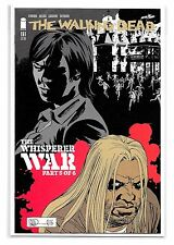 THE WALKING DEAD #161 - The Whisper War Part 5 of 6 - Cover A - Image Comics!