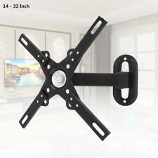 "Adjustable Swivel Tilt Wall Mount Bracket For 14 - 32 Inch "" TV LED LCD 3D VESA"