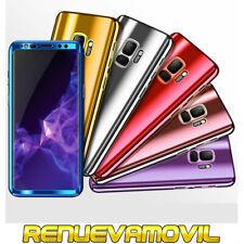 Funda Carcasa Espejo Dura 360 Cubre Completo Samsung Galaxy S10 S10 Plus Cristal