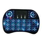 i8 Air Mouse 2.4GHZ Wireless Keyboard Touchpad Remote for Smart TV Tablet HFAU